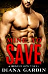 Mine to Save (Rescue Ops #3)