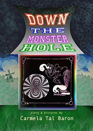 Down The Monster Hole: Don't be afraid I am only a child
