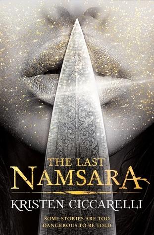 The Last Namsara (Iskari, #1)