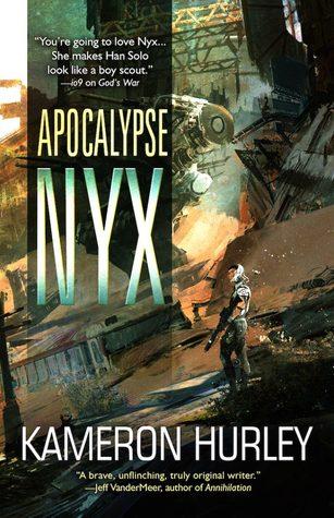 Apocalypse Nyx (Bel Dame Apocrypha #1.5, 1.7)