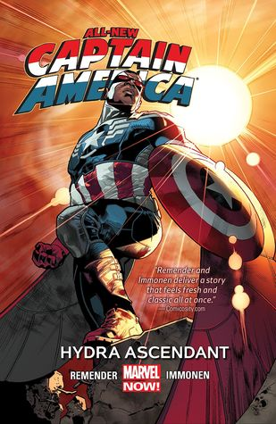 All-New Captain America: Hydra Ascendant by Rick Remender