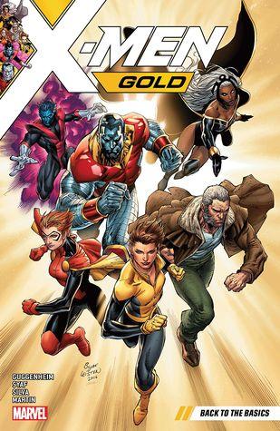 X-Men Gold, Vol. 1: Back to the Basics