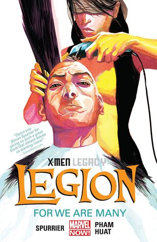 X-Men Legacy, Volume 4: For We Are Many