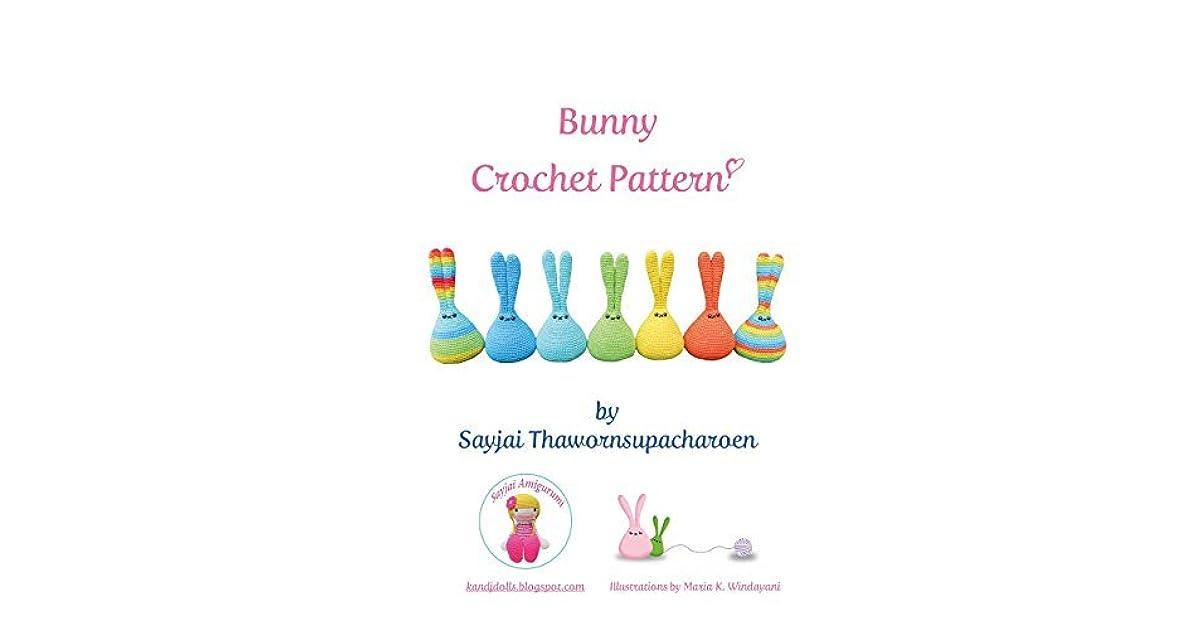 Puffy Pals Amigurumi Crochet Pattern | 630x1200