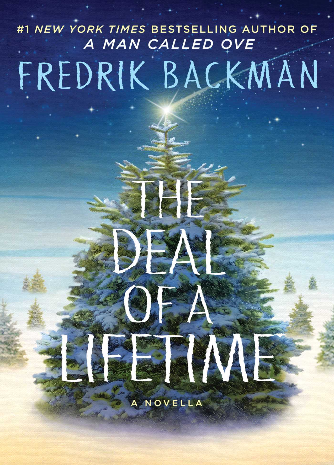 Fredrik Backman - The Deal of a Lifetime