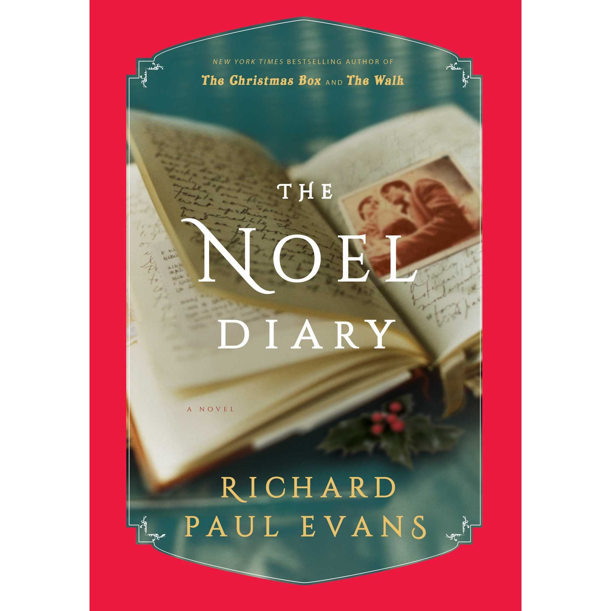 The noel diary by richard paul evans fandeluxe Gallery