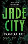 Book cover for Jade City (The Green Bone Saga, #1)