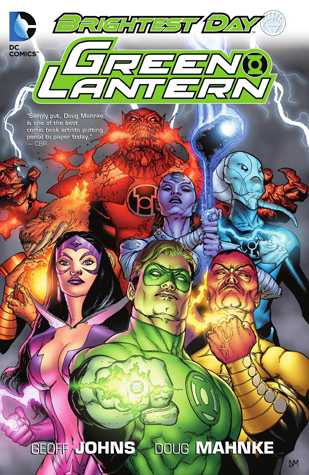 Green Lantern, Volume 10: Brightest Day