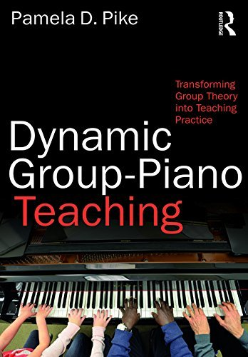 Dynamic Group-Piano Teaching Transforming Group Theory into Teaching Practice