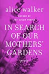 In Search of Our Mothers' Gardens: Prose cover