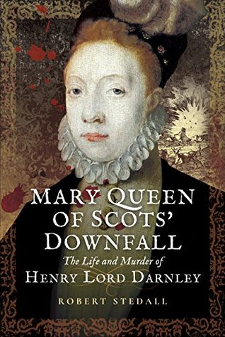Mary Queen of Scots' Downfall by Robert Stedall