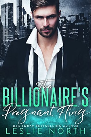 The Billionaire's Pregnant Fling (Jameson Brothers #2)