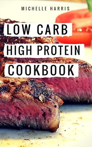 High protein low carb books