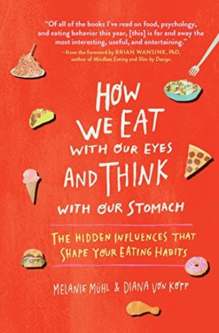 How We Eat with Our Eyes and Think with Our Stomach by Melanie Mühl