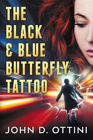 The Black & Blue Butterfly Tattoo