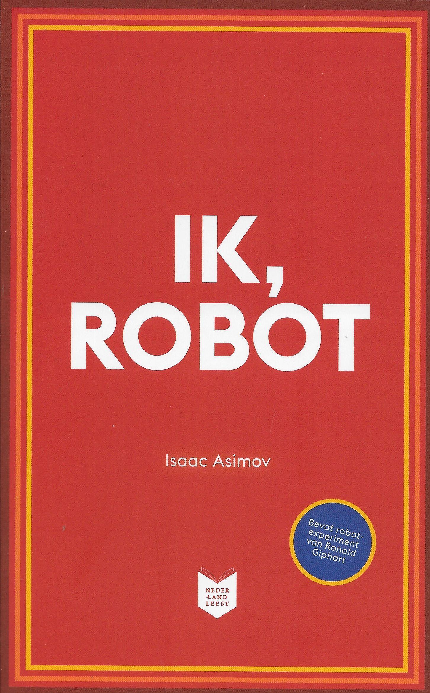 Ik, robot