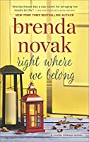 Right Where We Belong (Silver Springs, #4)