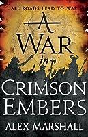 A War in Crimson Embers (The Crimson Empire, #3)