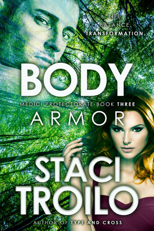 Body Armor (Medici Protectorate Series, #3)