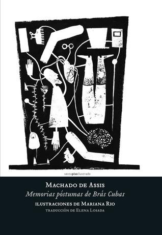 Memorias póstumas de Brás Cubas by Machado de Assis