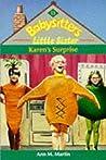 Karen's Surprise (Baby-Sitters Little Sister, #13)