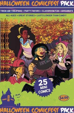Halloweeen ComicFest 2017: Boom! Box's Some En-Haunted Evening