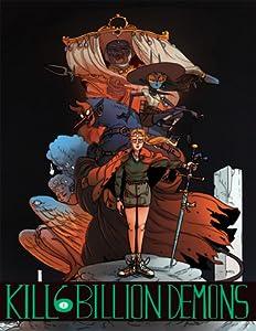 Kill 6 Billion Demons, Book 2: Wielder of Names