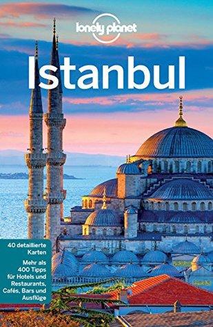 Lonely Planet Reiseführer Istanbul: mit Downloads aller Karten