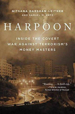 Harpoon by Nitsana Darshan-Leitner