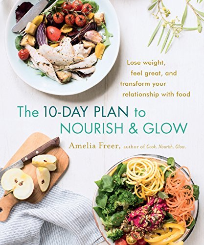 The 10-Day Plan to Nourish & Glow Lose weight, feel great, and transform your relationship with food