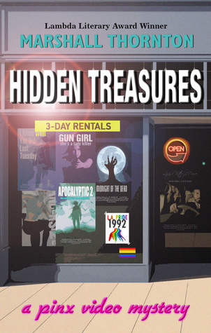 Hidden Treasures (A Pinx Video Mystery, #2)