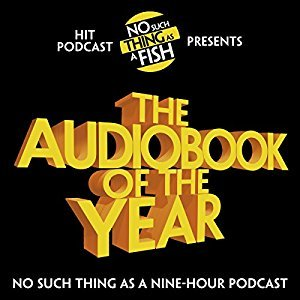 The Audiobook of the Year