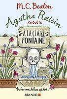A la Claire Fontaine (Agatha Raisin, #7)