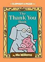 The Thank You Book, Poster and Special Thank You Surprise May 2016