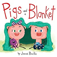 Pigs and a Blanket (Hyperion Picture Book (eBook))
