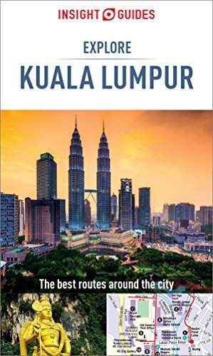 Insight Guides Explore Kuala Lumpur (Insight Explore Guides)