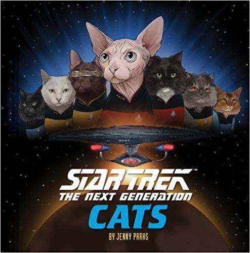 Star Trek The Next Generation Cats