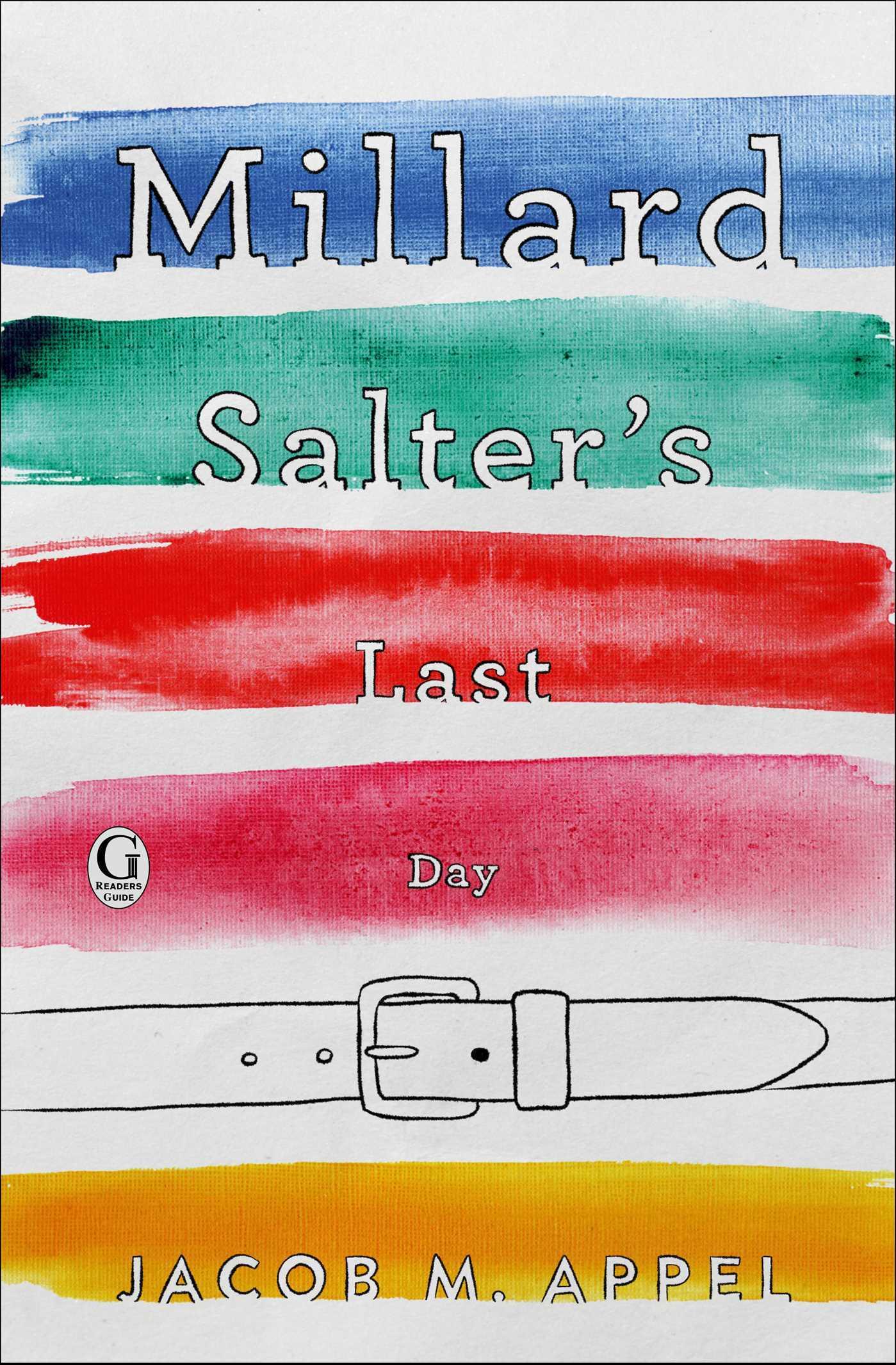 Millard Salter's Last Day