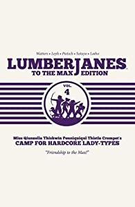 Lumberjanes: To the Max Edition, Vol. 4