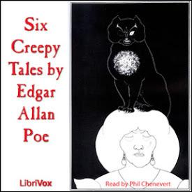 Six Creepy Tales by Edgar Allan Poe by Edgar Allan Poe