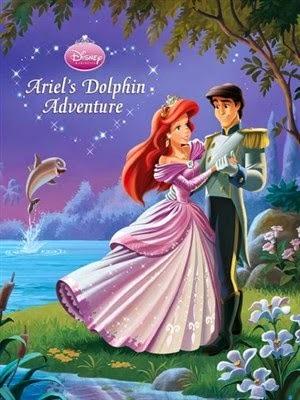 Ariel's Dolphin Adventure (Disney Princess Storybook Collection)
