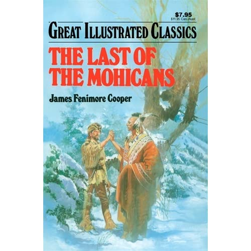 The Last Of The Mohicans By Eliza Gatewood Warren