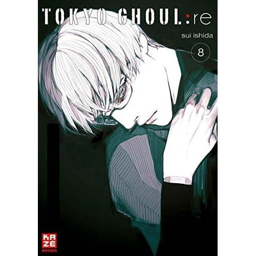Tokyo Ghoul:re 8 by Sui Ishida