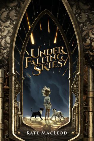 Under Falling Skies by Kate MacLeod