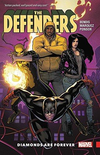 Defenders, Vol. 1: Diamonds Are Forever