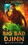 Big Bad Djinn: Whiskey Witches Universe Supernatural Thriller (Red Star Division Book 1)