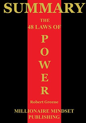 The 48 laws of Power by Greene