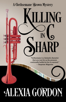 Killing in C Sharp (Gethsemane Brown Mysteries, #3)