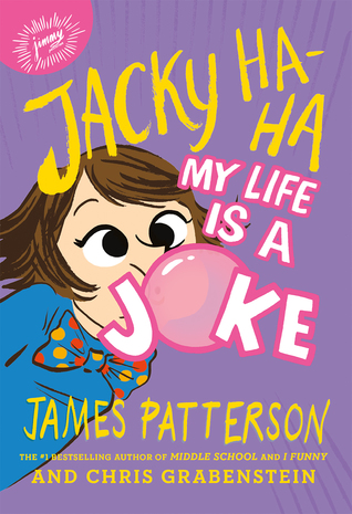Jacky Ha-Ha: My Life is a Joke (Jacky Ha-Ha, #2)