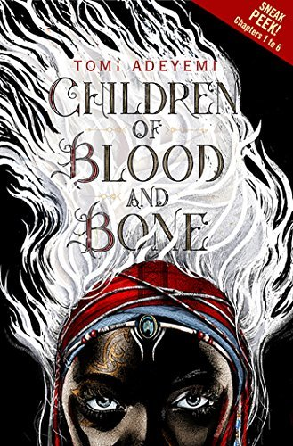 Sneak Peek - Children of Blood and Bone
